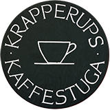 Krapperups Kaffestuga Logotyp